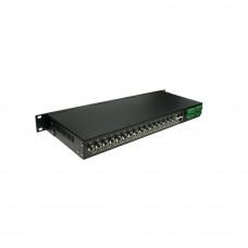 Video balun pasiv HDCVI/TVI/AHD 16 canale LLT-600-HD