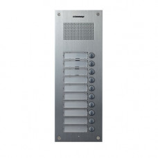 Interfon de exterior Commax DR-10UM, ingropat, 12 V, 10 familii