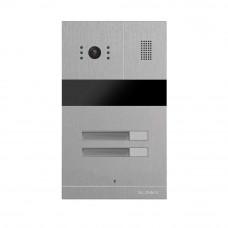 Videointerfon de exterior RFID Slinex MA-02, 2 familii, 1 MP, 248 utilizatori