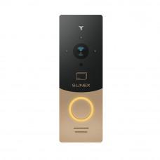 Videointerfon de exterior RFID Slinex ML-20CR-GB, 1 familie, 1 MP, 1.5 m