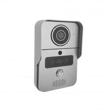 Videointerfon de exterior Wi-Fi WX-02A, 1 MP, 1 familie, aparent
