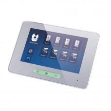 Videointerfon de interior DT37MG-TD7(RO), 7 inch, 2 fire, touchscreen