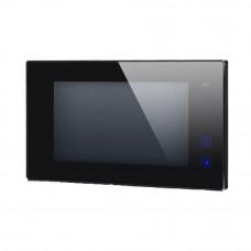 Videointerfon de interior DT47MG-TD7-BK, aparent, touchscreen, 7 inch