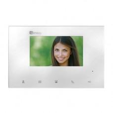 Videointerfon de interior Genway 3034, 8 zone, 4.3 inch, 480 x 272 pixeli