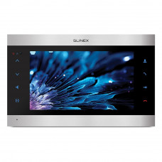 Videointerfon de interior IP WIFI Slinex SL-10IPT-SB, 10 inch, aparent, 100-240 V