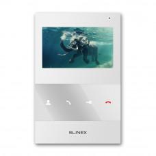 Videointerfon de interior Slinex SQ-04M-W, 4.3 inch, aparent, 100-240 V