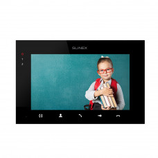 Videointerfon de interior Slinex SQ-07MTHD-B, 7 inch, aparent, 100-240 V