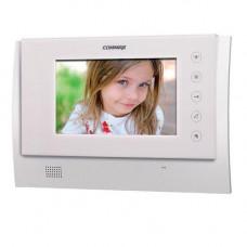 Videointerfon de interior Wireless Commax CDV-70UX, 7 inch, aparent, 4 fire