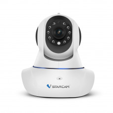 Camera supraveghere IP wireless Vstarcam C25, 1 MP, IR 10 m, detectie plans copil, detectia miscarii