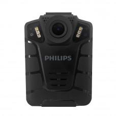 RESIGILAT - Body camera Full HD Philips VTR8110 + card 32 gb inclus, 32 MP