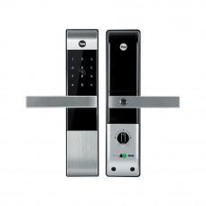 YDM 3109 este o yala digitala de la Yale. Aceasta dispune de 3 modalitati de deblocare a usii, card de proximitate, cod de securitate, cheie mecanica. Pentru un plus de siguranta s-a implementat o noua tehnologie ce impune, pentru completarea procesului d