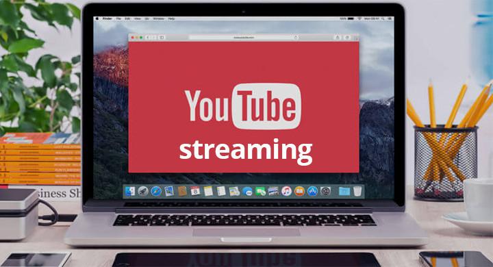 Cum faci streaming pe YouTube cu o camera IP in 5 pasi