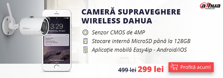 Camera wireless Dahua
