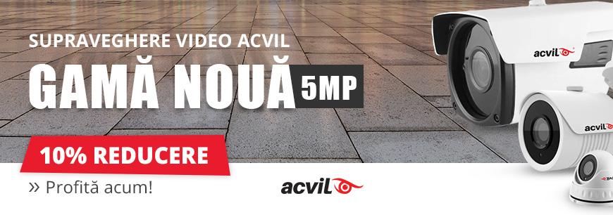 Acvil gama noua - 14 mai 2018