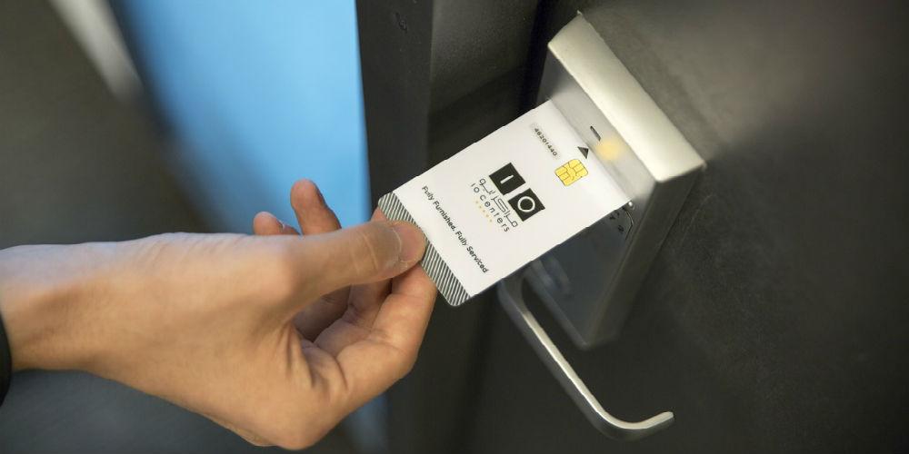 control-acces-card