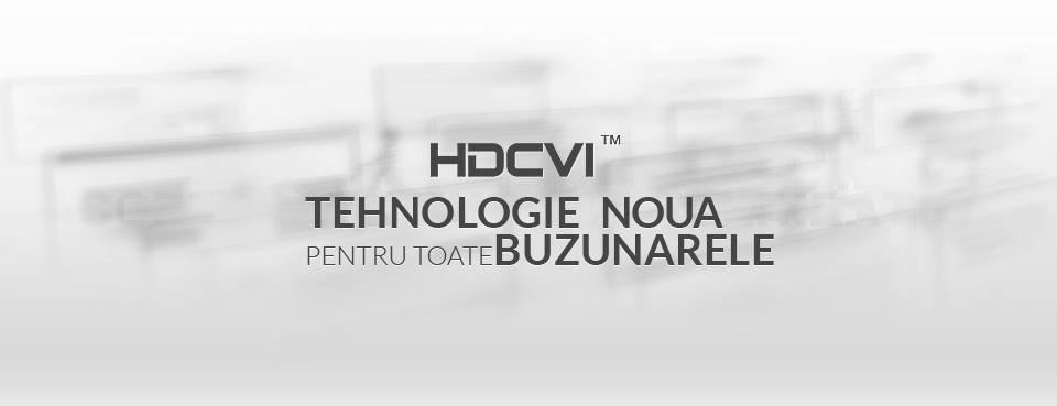 Noua tehnologie HDCVI de la Dahua
